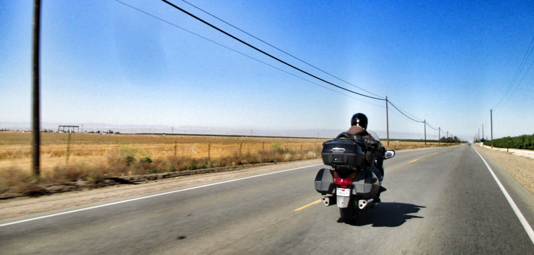 motorcycle highway 33 california