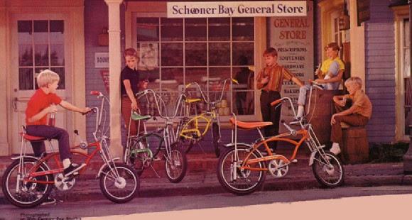 1e5edfcff35 1971 Schwinn Stingray in Orange - Road Pickle