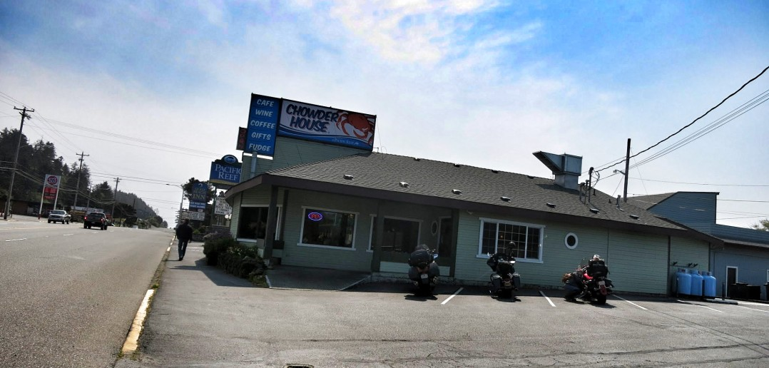Chowder House Gold Beach Or