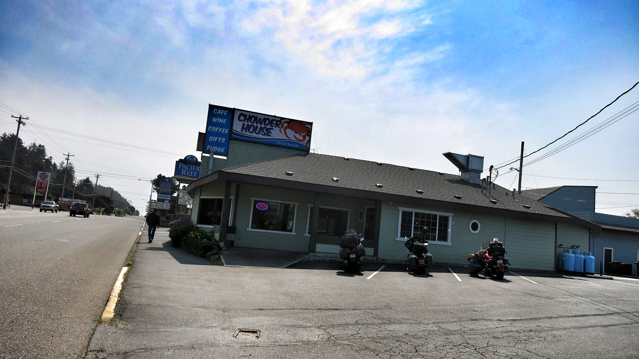 27 Chowder House Gold Beach Or Road Pickle