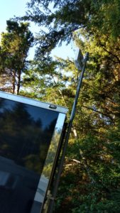 Setting Up a 4G LTE Antenna in our RV - Road Pickle