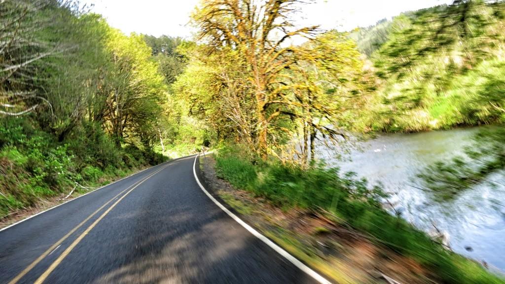 alsea highway alsea river