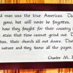 charles m russell quote