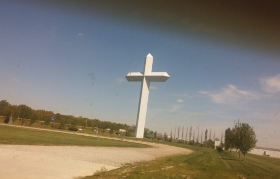 cross at the crossroads