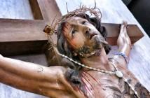 crucifix jesus san xavier del bac