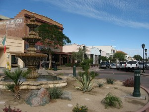 downtown yuma arizona