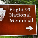 flight 93 memorial sign