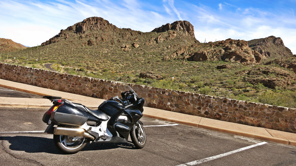 Motorcycle Shops In Colorado Springs >> Gates Pass, Tucson Motorcycle Ride   Road Pickle