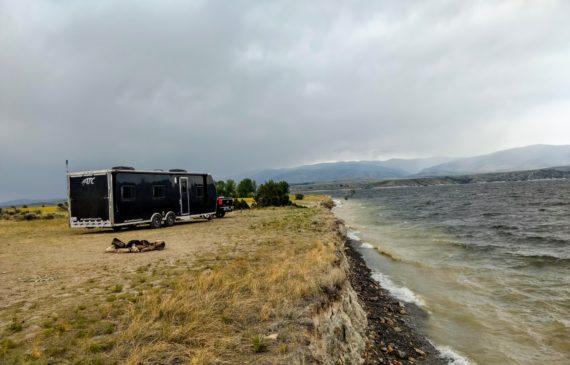 goose bay dispersed area camping
