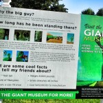 green giant statue