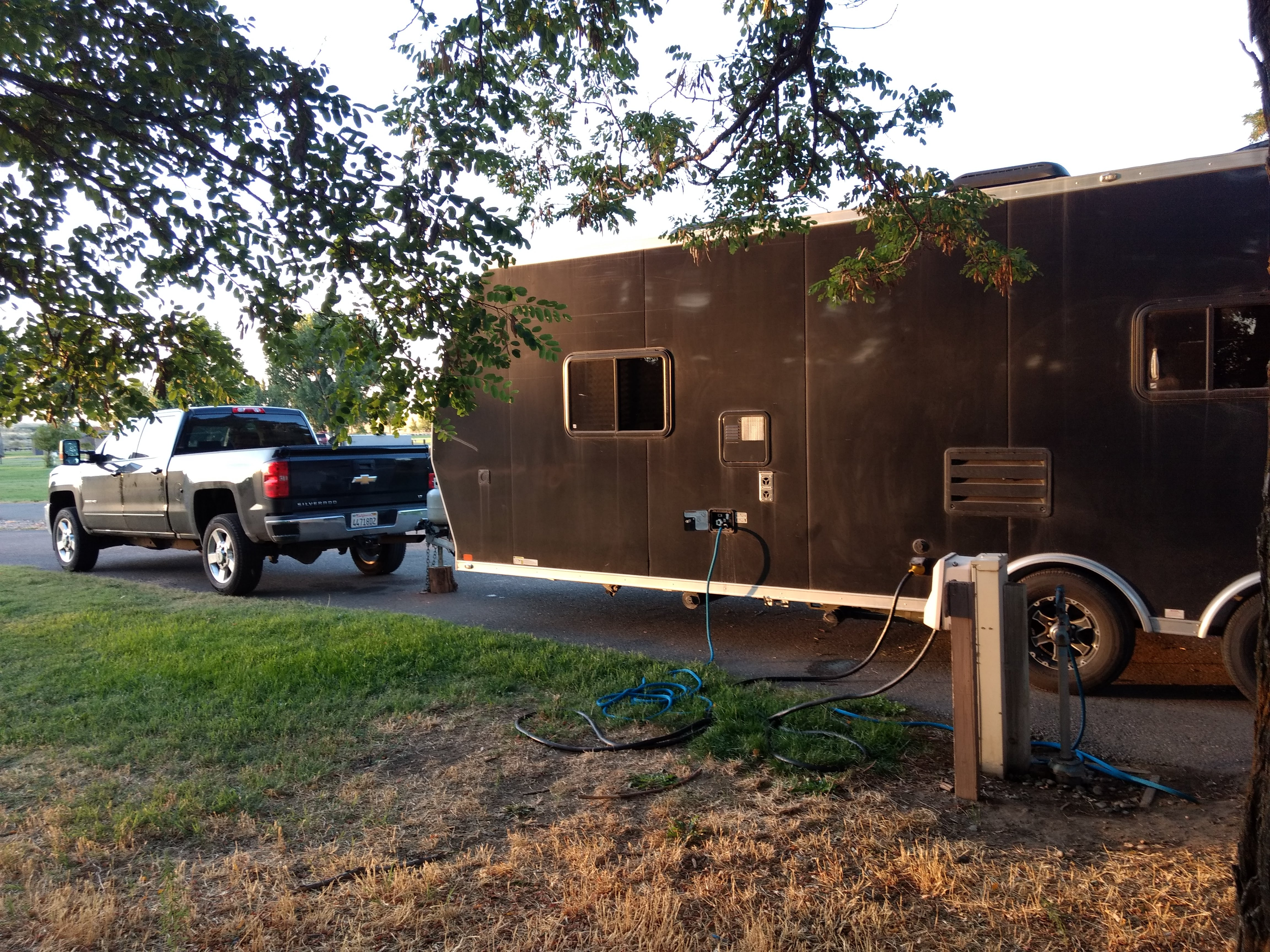 Horn Rapids County Park, Richland, WA - Review - Road Pickle