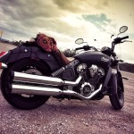 indian scout motorcycle