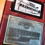 kfc plaque