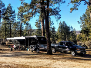 camping in the san bernardino national forest