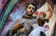 friar statue