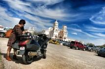 san xavier del bac motorcycle