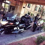motorcycles hotel