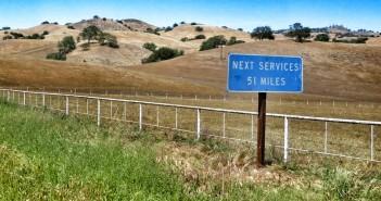 next services 51 miles