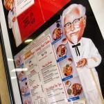 old kfc menu
