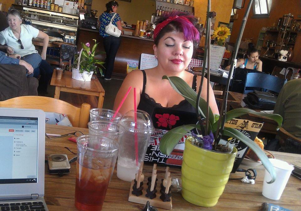 rebecca's coffee house