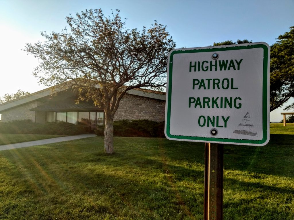 south dakota highway patrol sub station