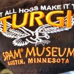 spam museum baseball cap