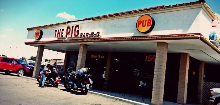 The Pig BBQ & Pub, Winnemucca, NV