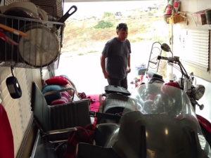 toy hauler cargo carrying capacity